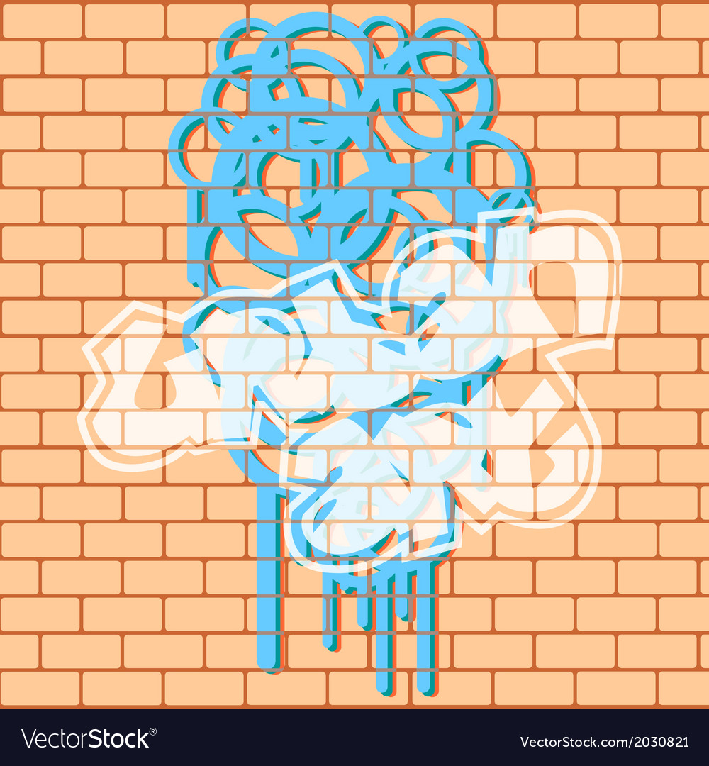 Urban graffiti vector | Price: 1 Credit (USD $1)