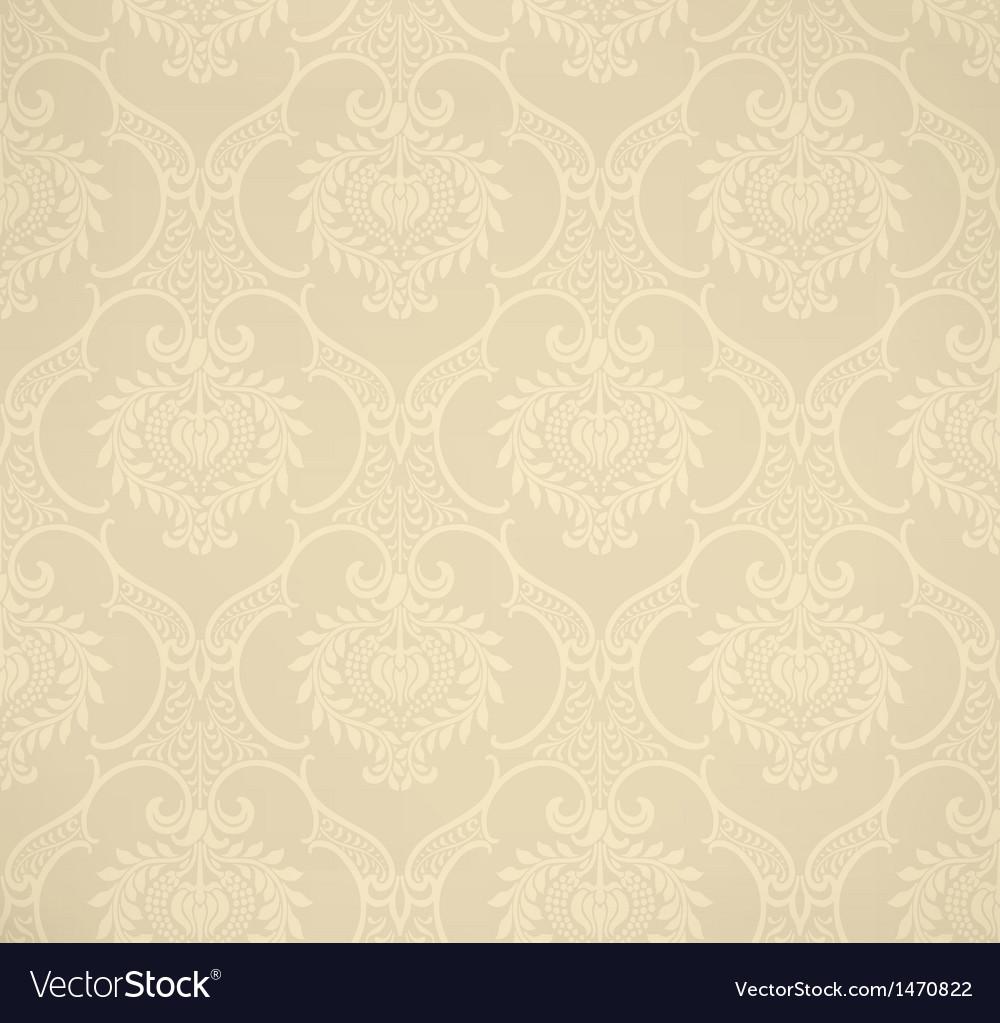 Baroque background vector | Price: 1 Credit (USD $1)