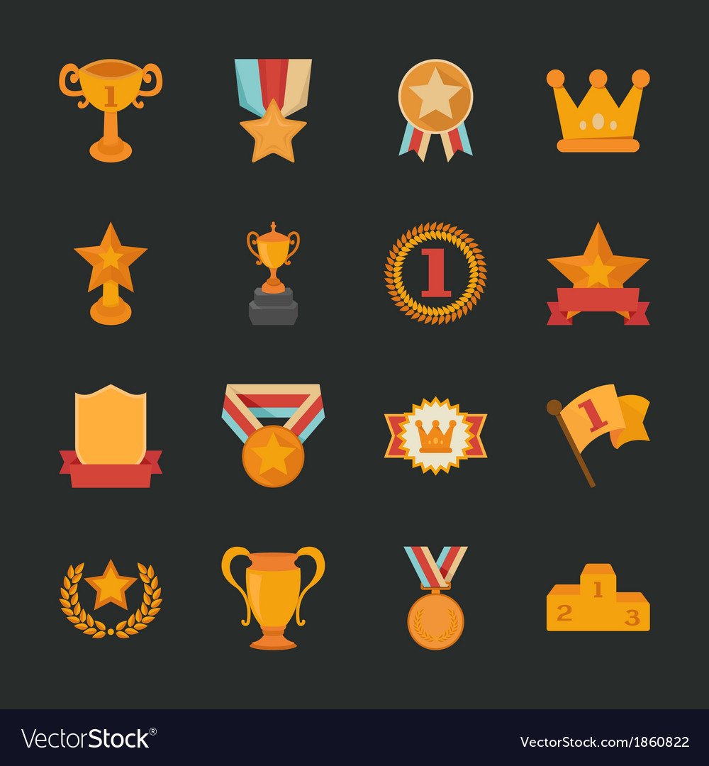 Iconaward vector | Price: 1 Credit (USD $1)