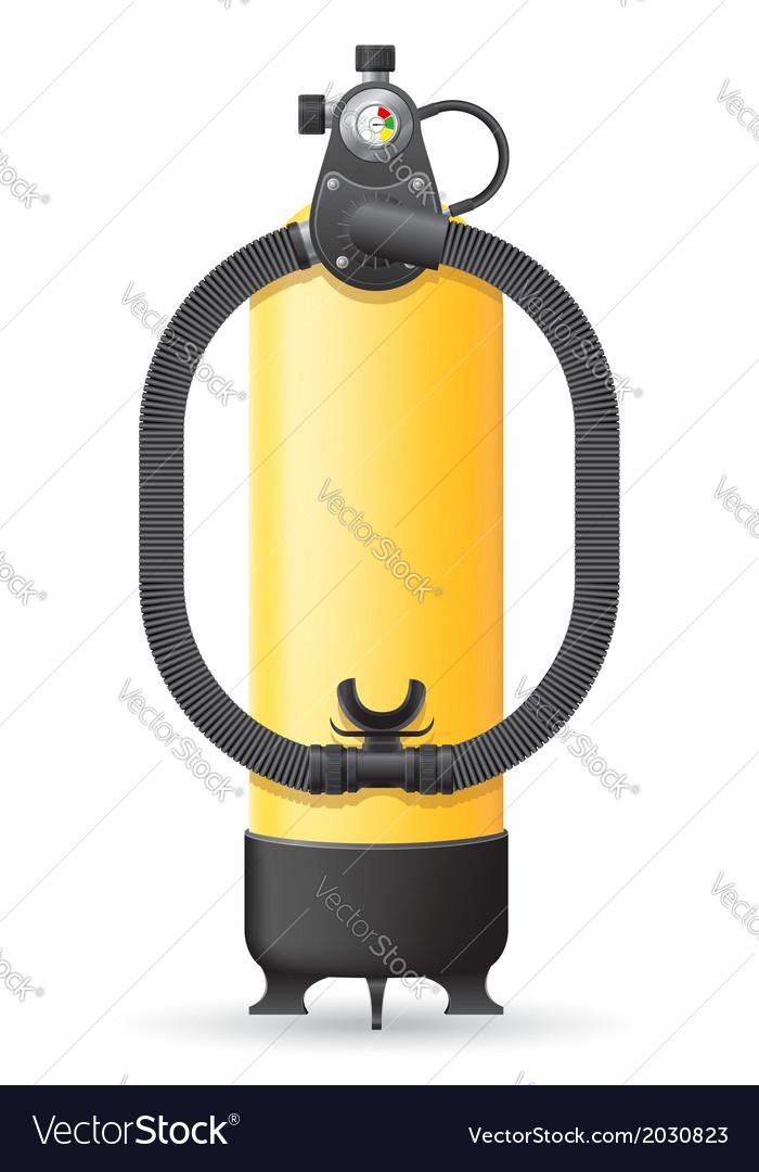 Aqualung 01 vector | Price: 1 Credit (USD $1)