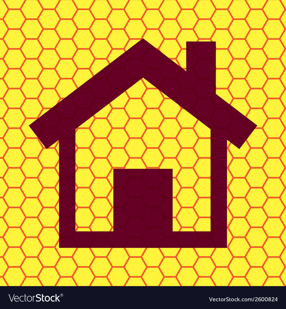 House flat modern web button and space for your vector | Price: 1 Credit (USD $1)
