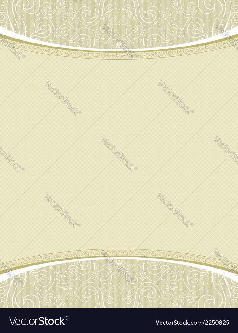Beige certificate background vector | Price: 1 Credit (USD $1)