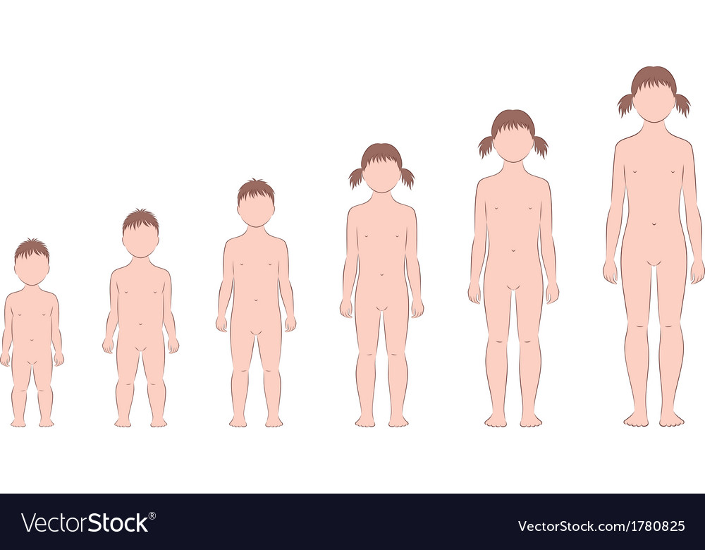 Child figure vector | Price: 1 Credit (USD $1)