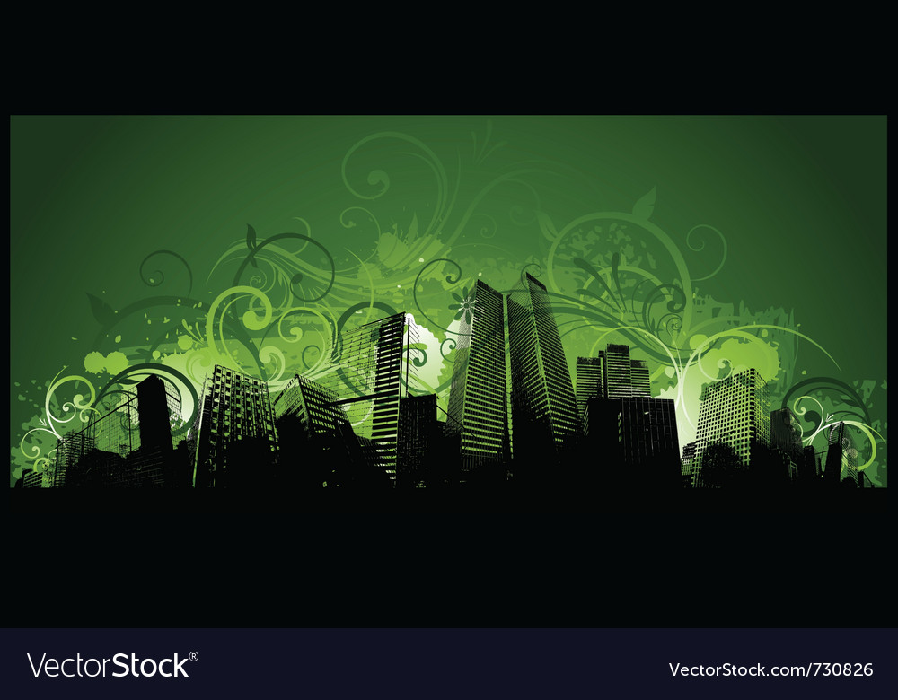 Grunge urban design vector | Price: 1 Credit (USD $1)