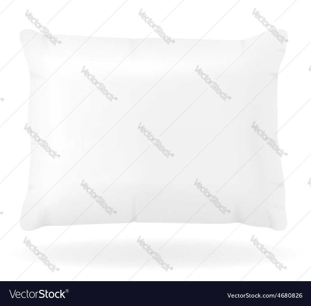 Pillow 02 vector | Price: 1 Credit (USD $1)