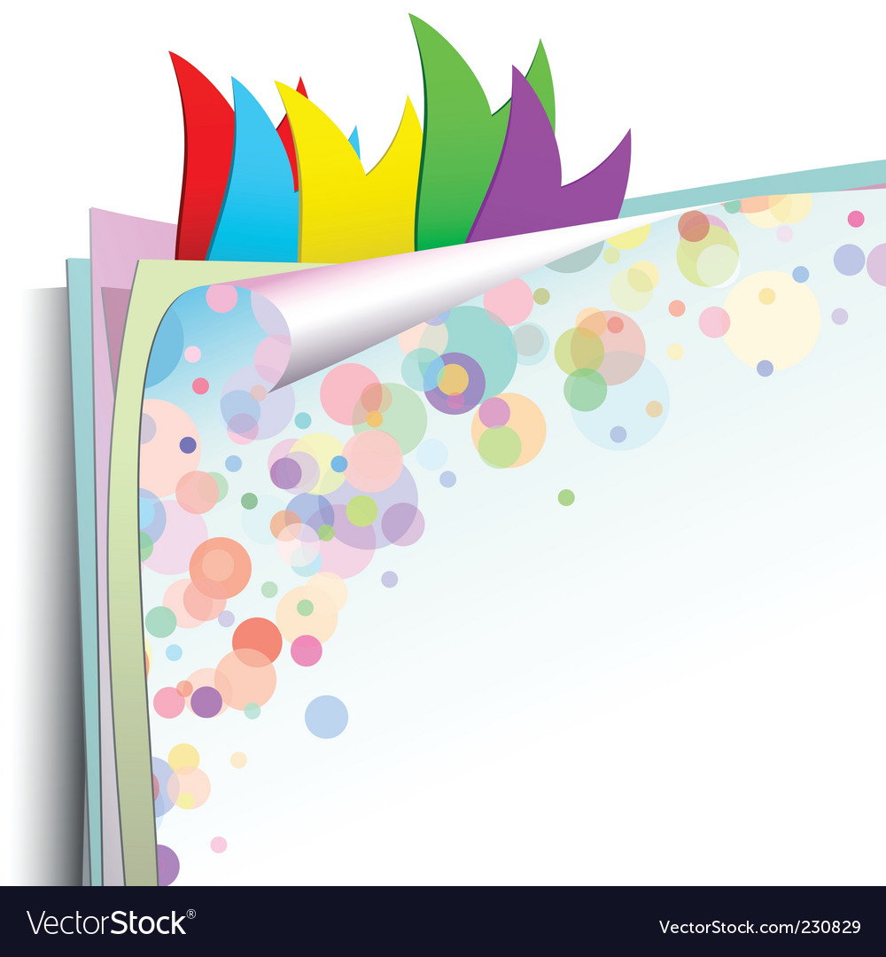 Background colored vector | Price: 1 Credit (USD $1)