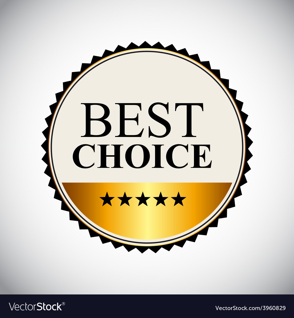 Best choice golden label vector | Price: 1 Credit (USD $1)