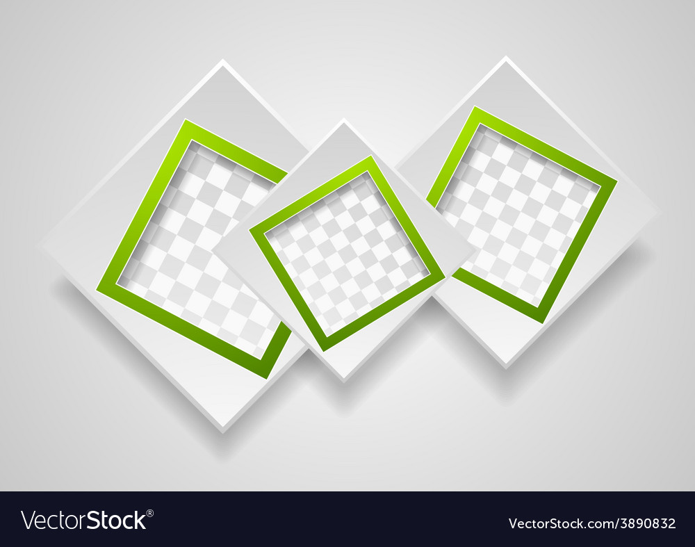 Abstract modern frames background vector | Price: 1 Credit (USD $1)