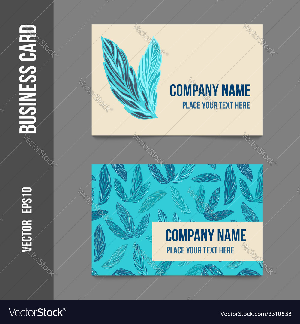 Corporate business cards vector   Price: 1 Credit (USD $1)