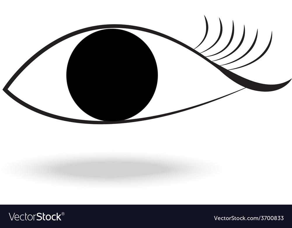 Eye vector   Price: 1 Credit (USD $1)