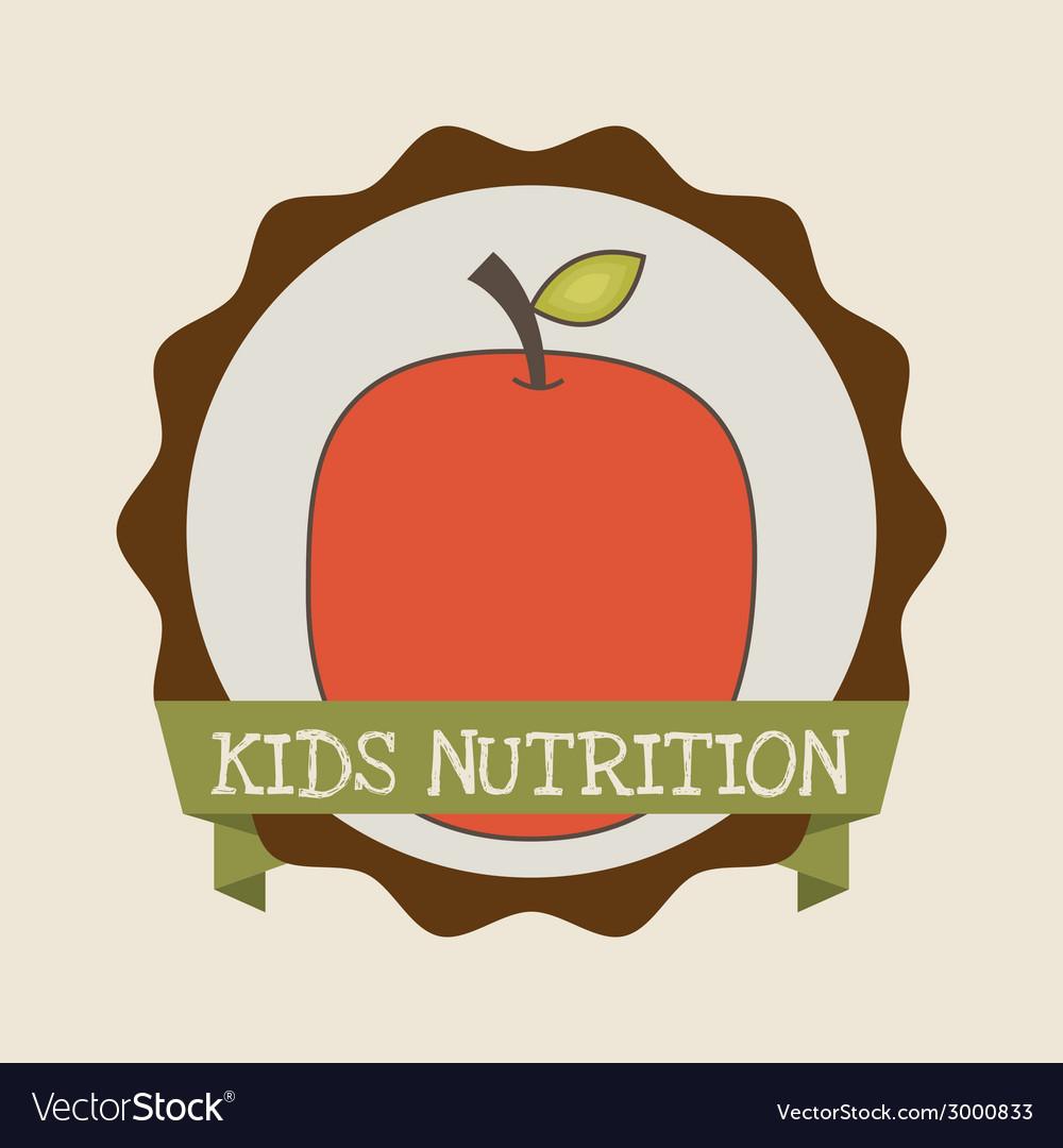 Kids menu design vector   Price: 1 Credit (USD $1)