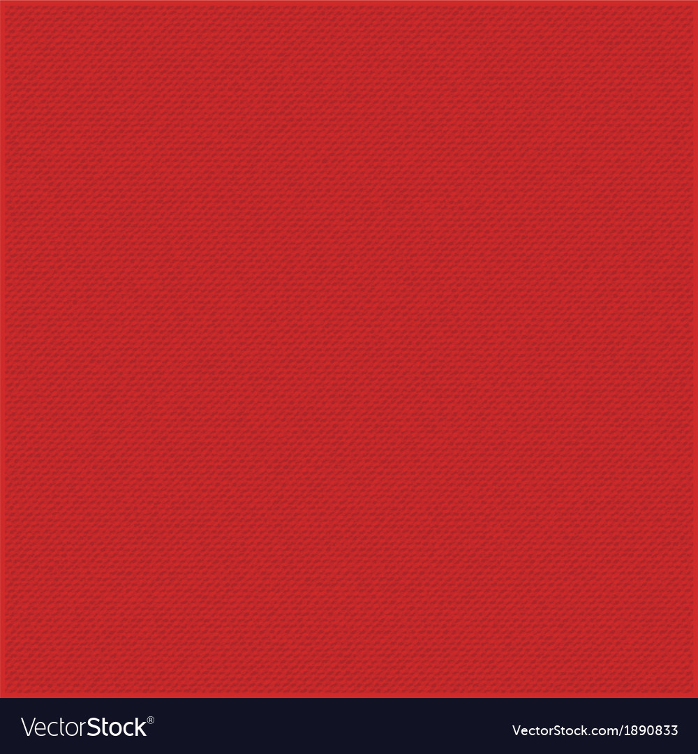 Red fabric texture background vector | Price: 1 Credit (USD $1)