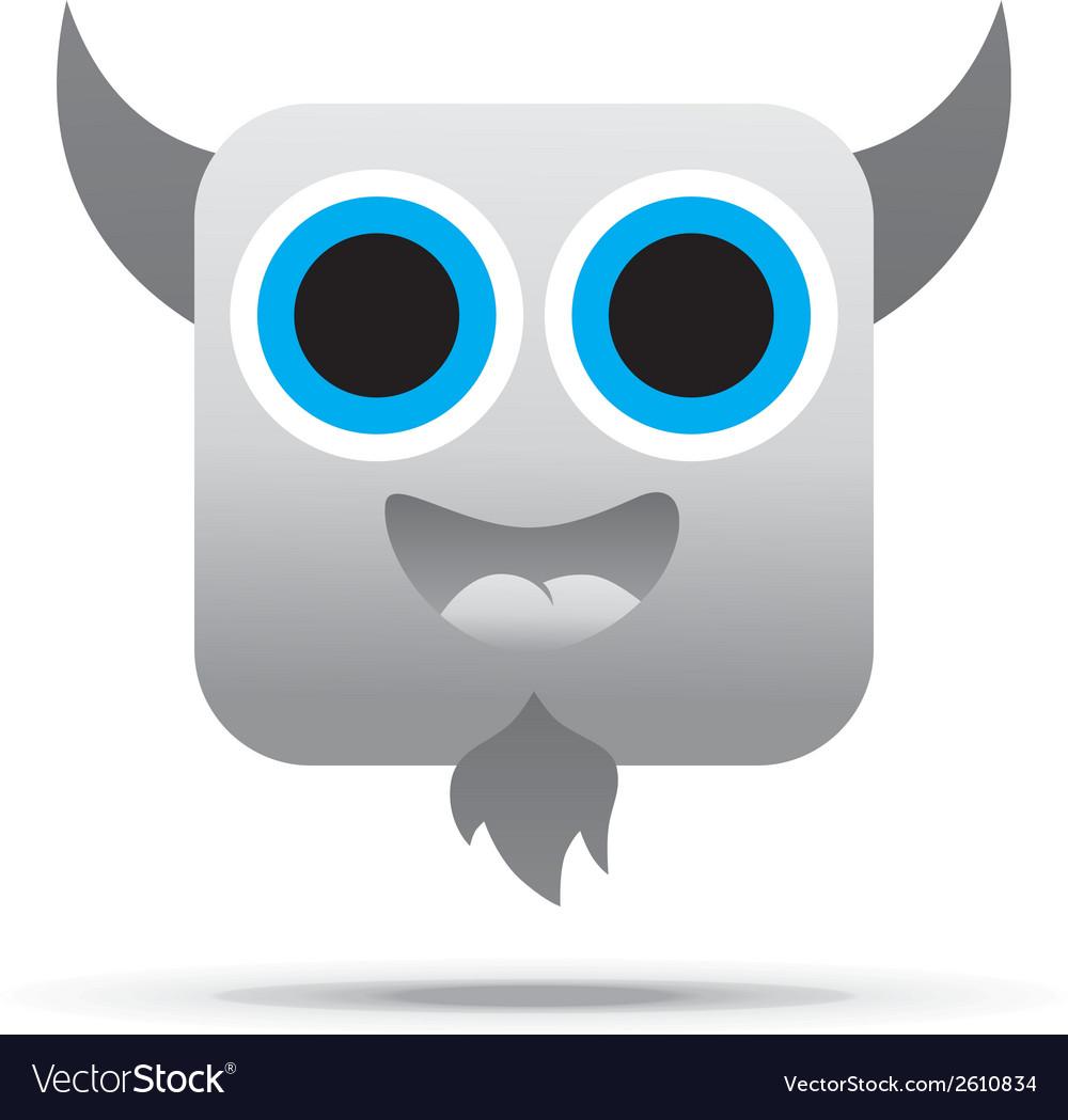 Devil icon vector | Price: 1 Credit (USD $1)