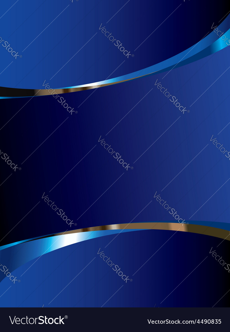 Blue background with glossy elements vector | Price: 1 Credit (USD $1)
