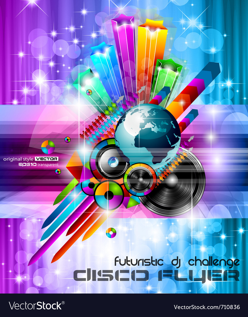 Poster background vector | Price: 3 Credit (USD $3)