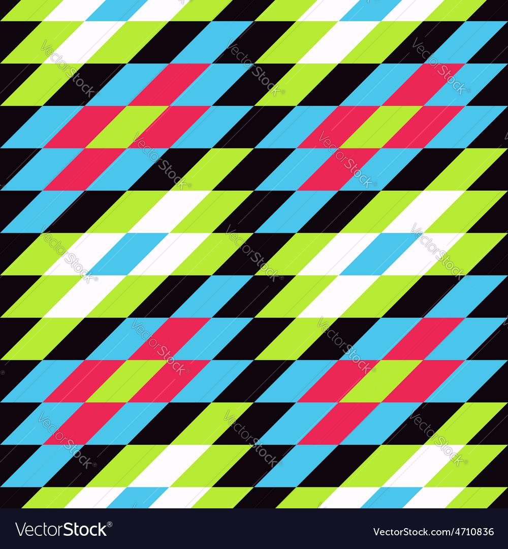 Seamless geometric background mosaic vector   Price: 1 Credit (USD $1)