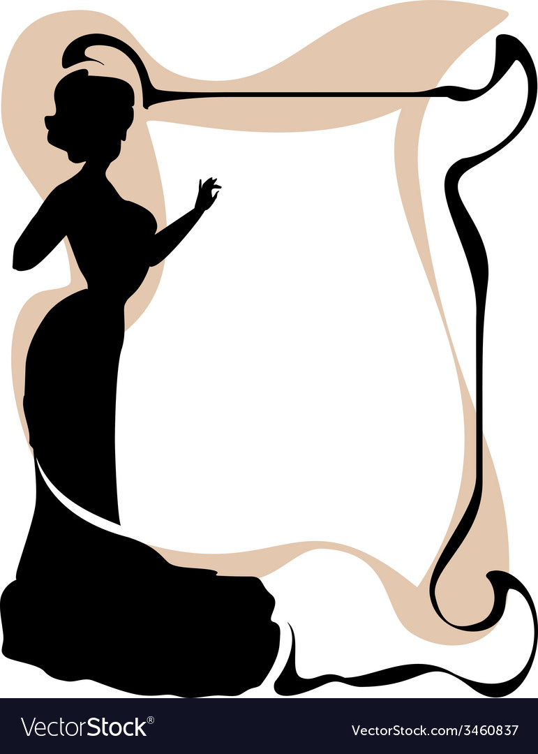 Art nouveau style vector | Price: 1 Credit (USD $1)