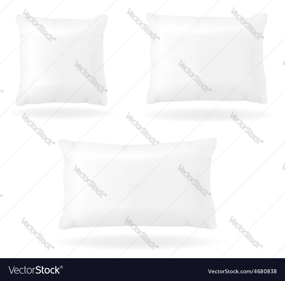 Pillow 04 vector