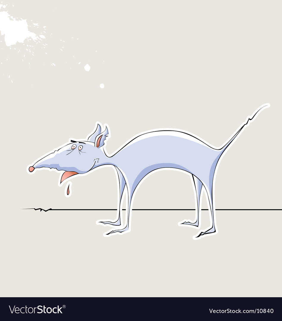 Smiling dog vector | Price: 1 Credit (USD $1)