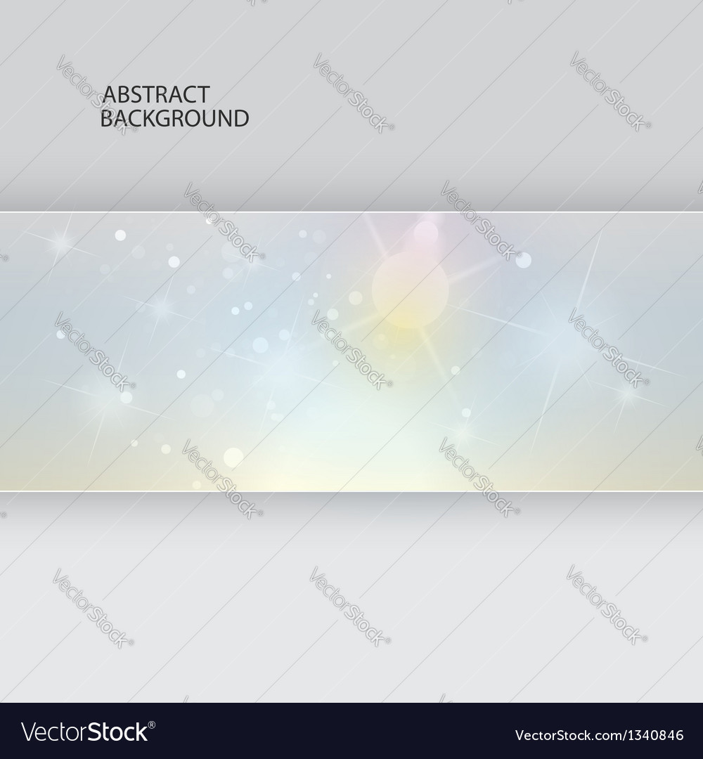 Abstract background template glow and sta vector | Price: 1 Credit (USD $1)