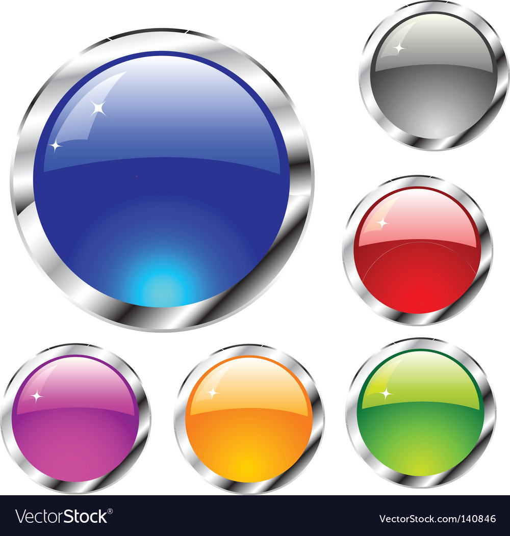 Buttons vector | Price: 1 Credit (USD $1)