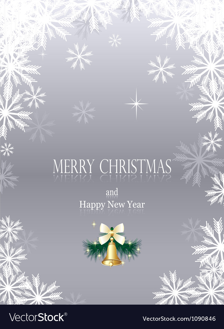 Christmas or new year background vector | Price: 1 Credit (USD $1)