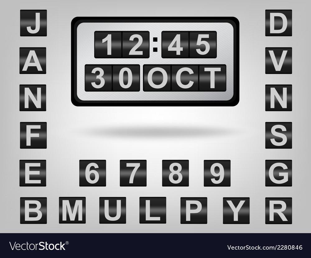 Clock2 vector   Price: 1 Credit (USD $1)