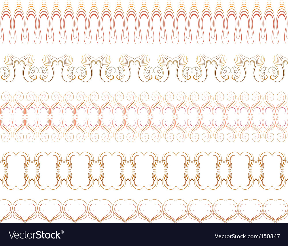 Decorative script vector | Price: 1 Credit (USD $1)