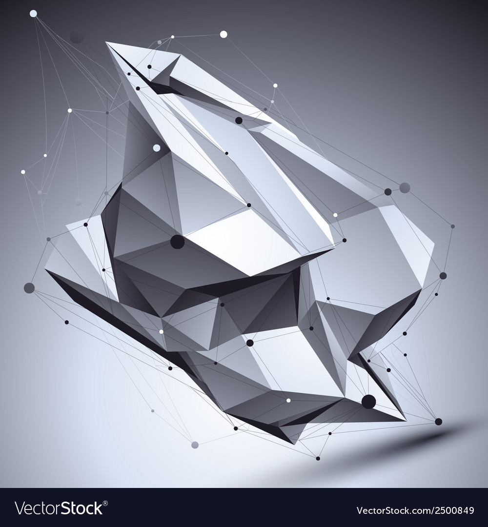 3d abstract technological perspective geome vector   Price: 1 Credit (USD $1)