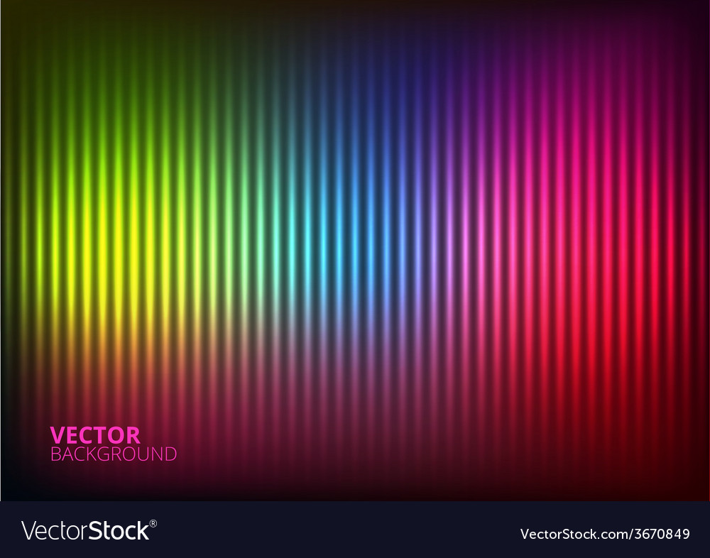 A colored music equalizer vector | Price: 1 Credit (USD $1)