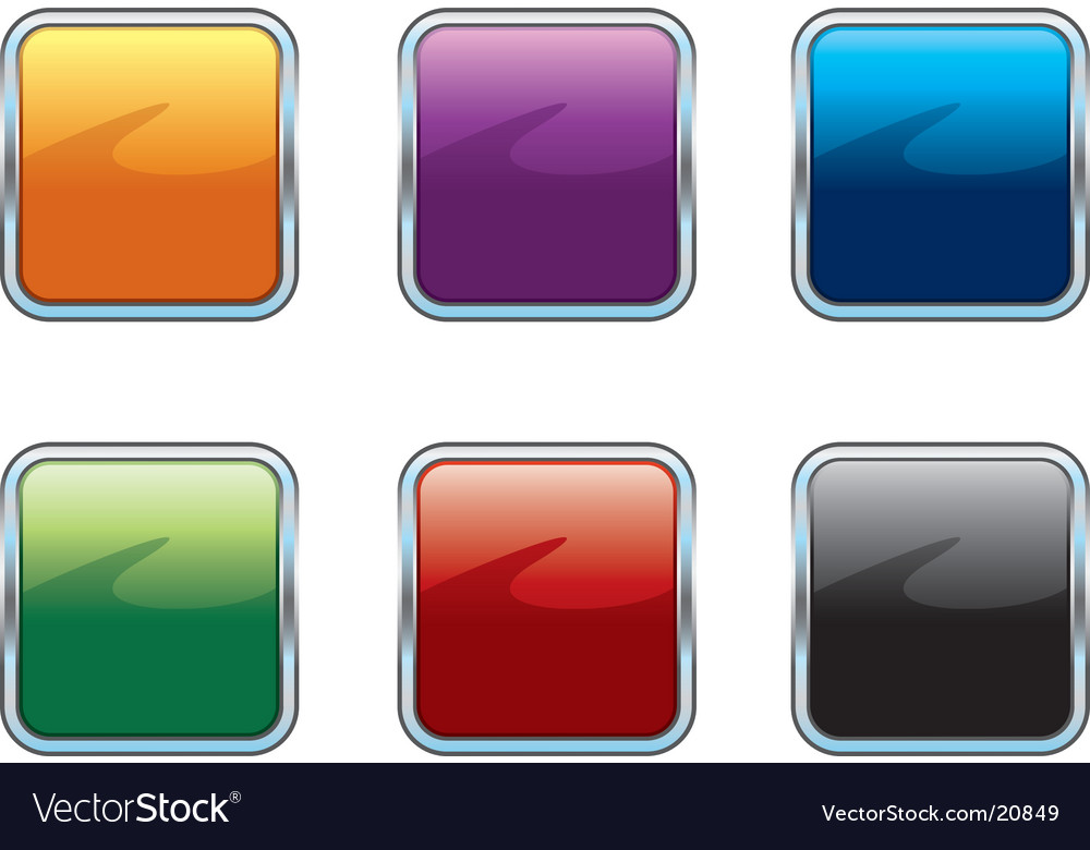 Chrome colorful internet icons vector | Price: 1 Credit (USD $1)