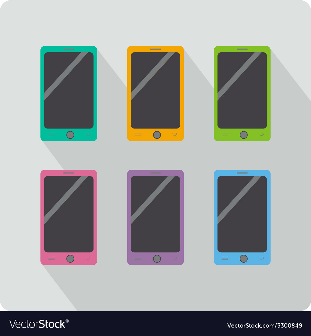 Mobileset vector | Price: 1 Credit (USD $1)