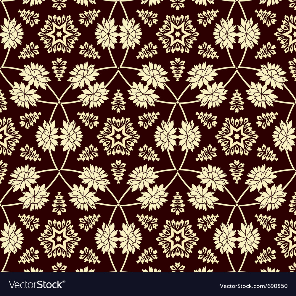 Floral background beautiful vector | Price: 1 Credit (USD $1)