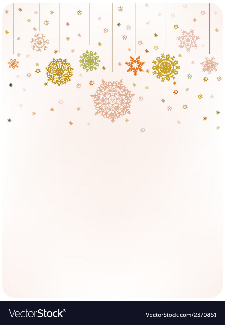 Christmas warm card template eps 8 vector | Price: 1 Credit (USD $1)