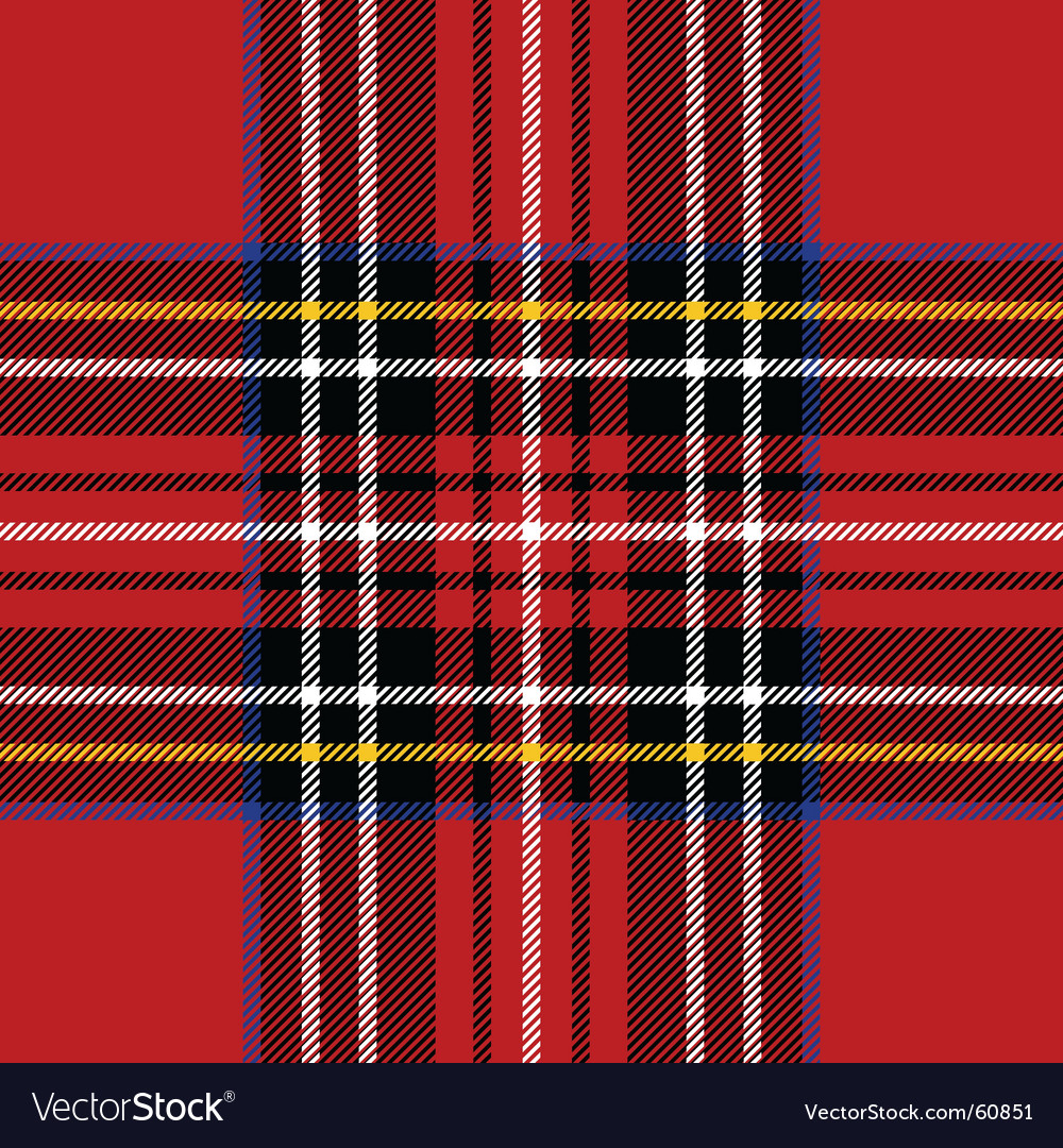 Classic tartan vector | Price: 1 Credit (USD $1)