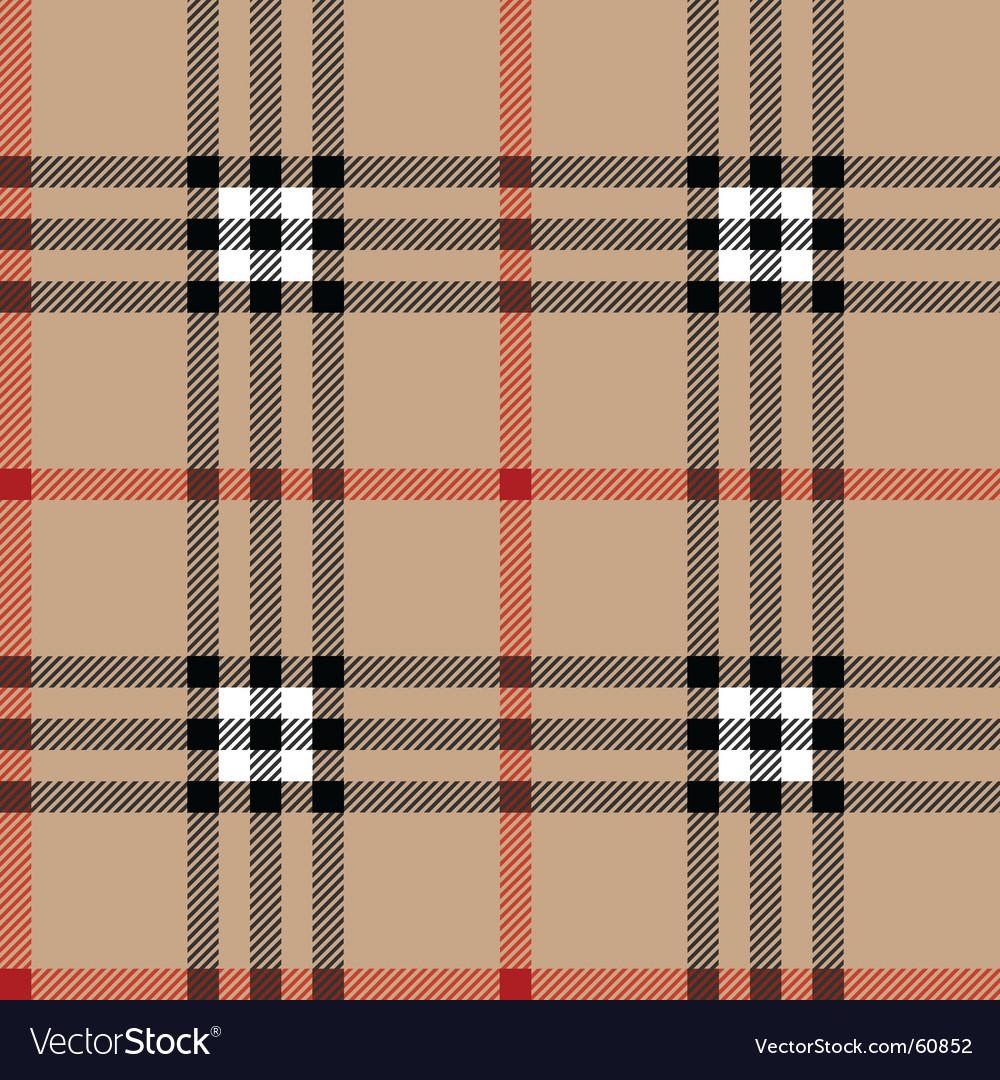 Classic tartan vector | Price: 1 Credit (USD $1)