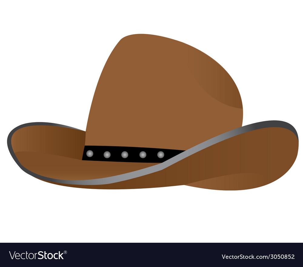 Cowboy hat vector | Price: 1 Credit (USD $1)