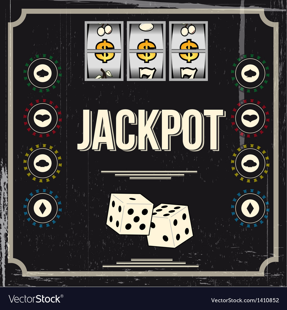 Jackpot vector | Price: 1 Credit (USD $1)