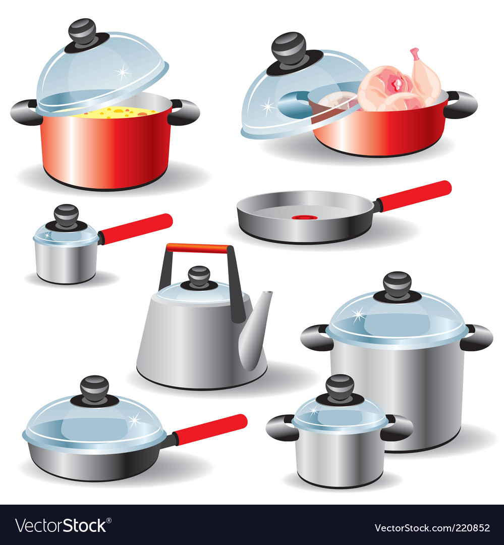 Kitchenware vector | Price: 3 Credit (USD $3)