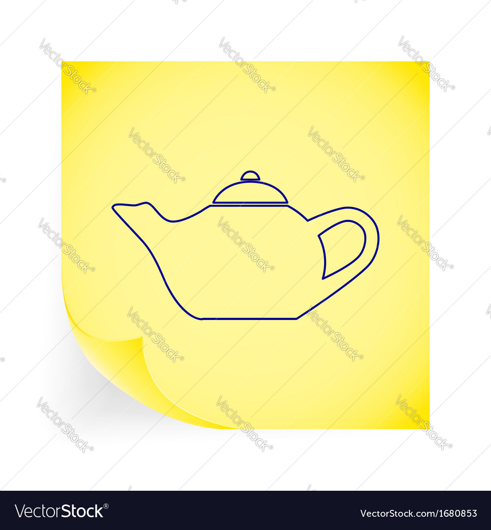 Kettle vector | Price: 1 Credit (USD $1)