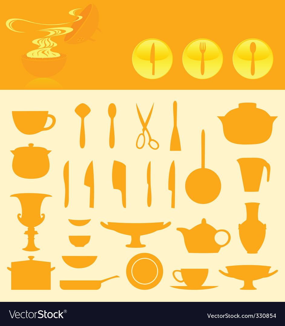 Ware icons vector | Price: 1 Credit (USD $1)