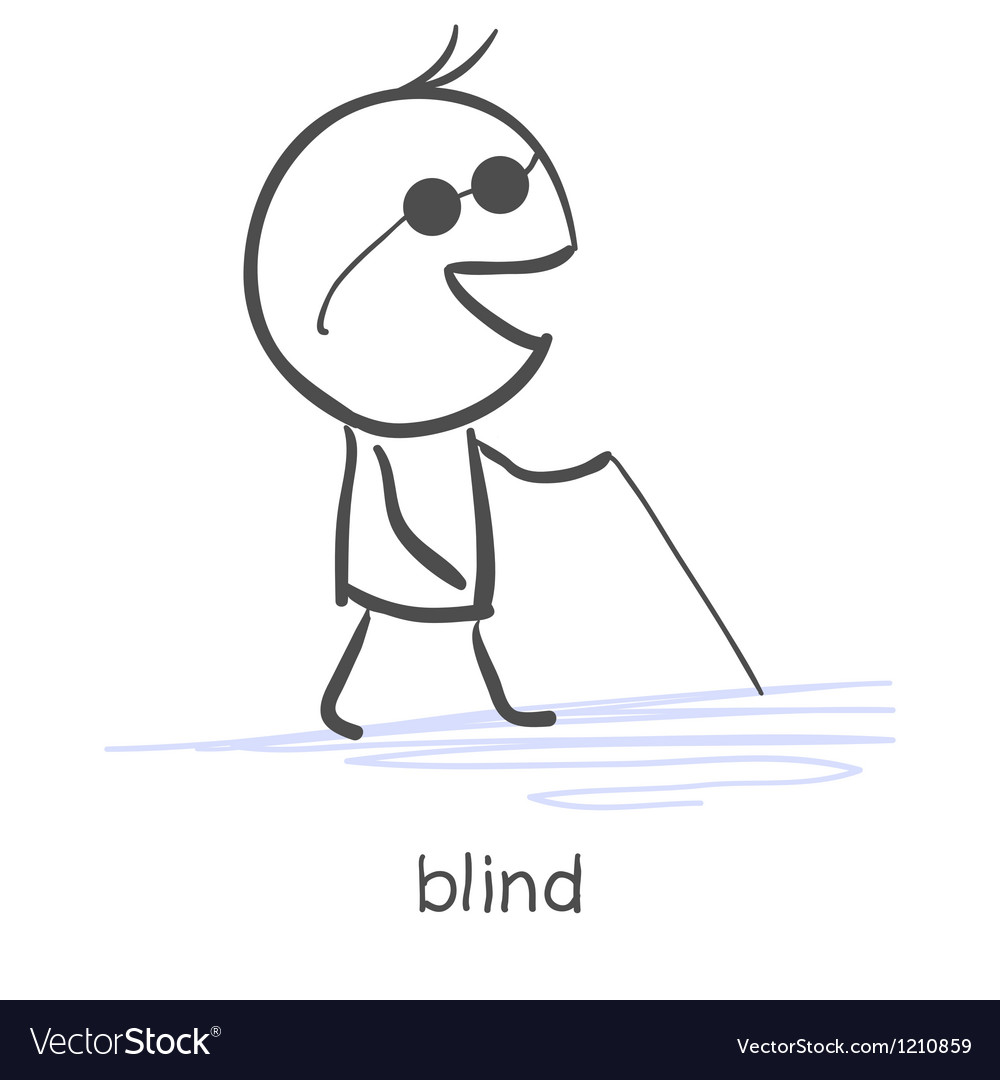 Blind vector | Price: 1 Credit (USD $1)
