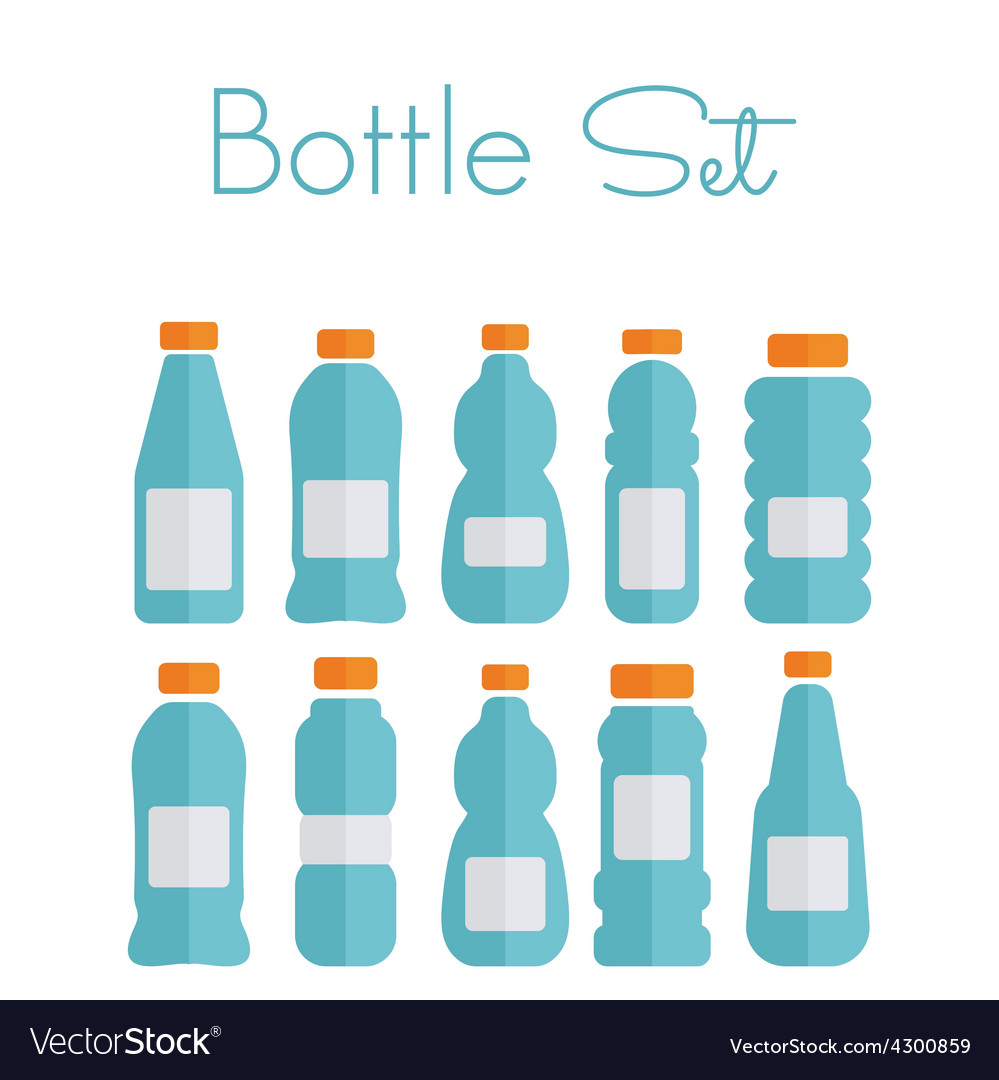 Bottles light1 resize vector | Price: 1 Credit (USD $1)