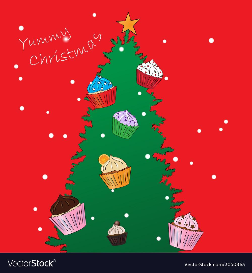 Yummy christmas vector | Price: 1 Credit (USD $1)