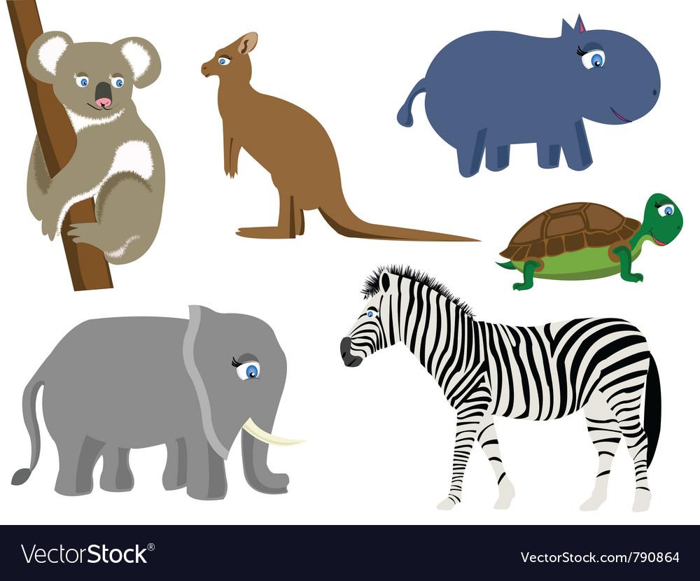 Animal wild mammal vector | Price: 1 Credit (USD $1)
