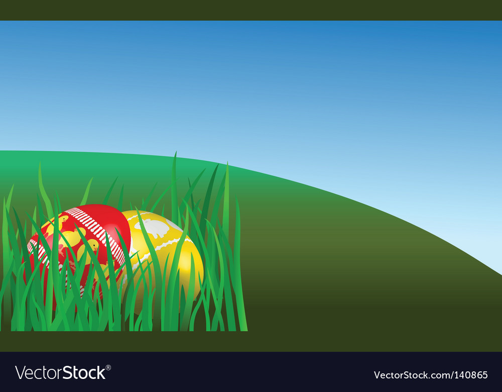 Easter morning vector | Price: 1 Credit (USD $1)