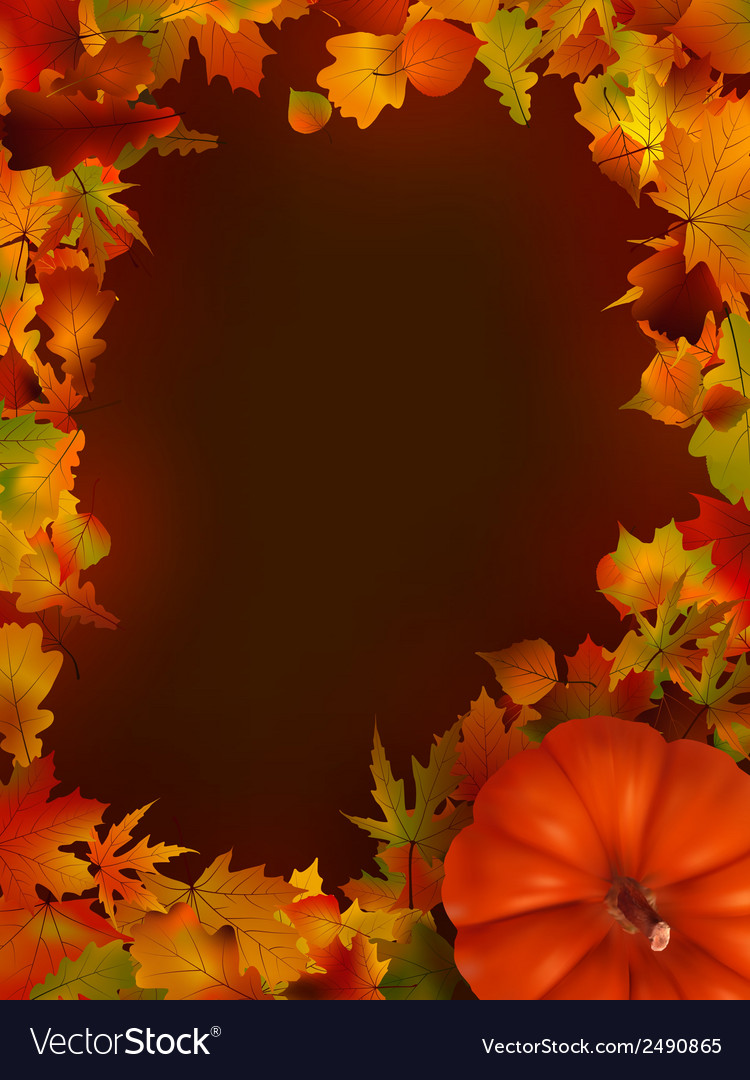 Thanksgiving day background eps 8 vector | Price: 1 Credit (USD $1)