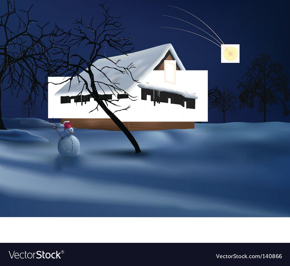 Christmas magic vector | Price: 3 Credit (USD $3)