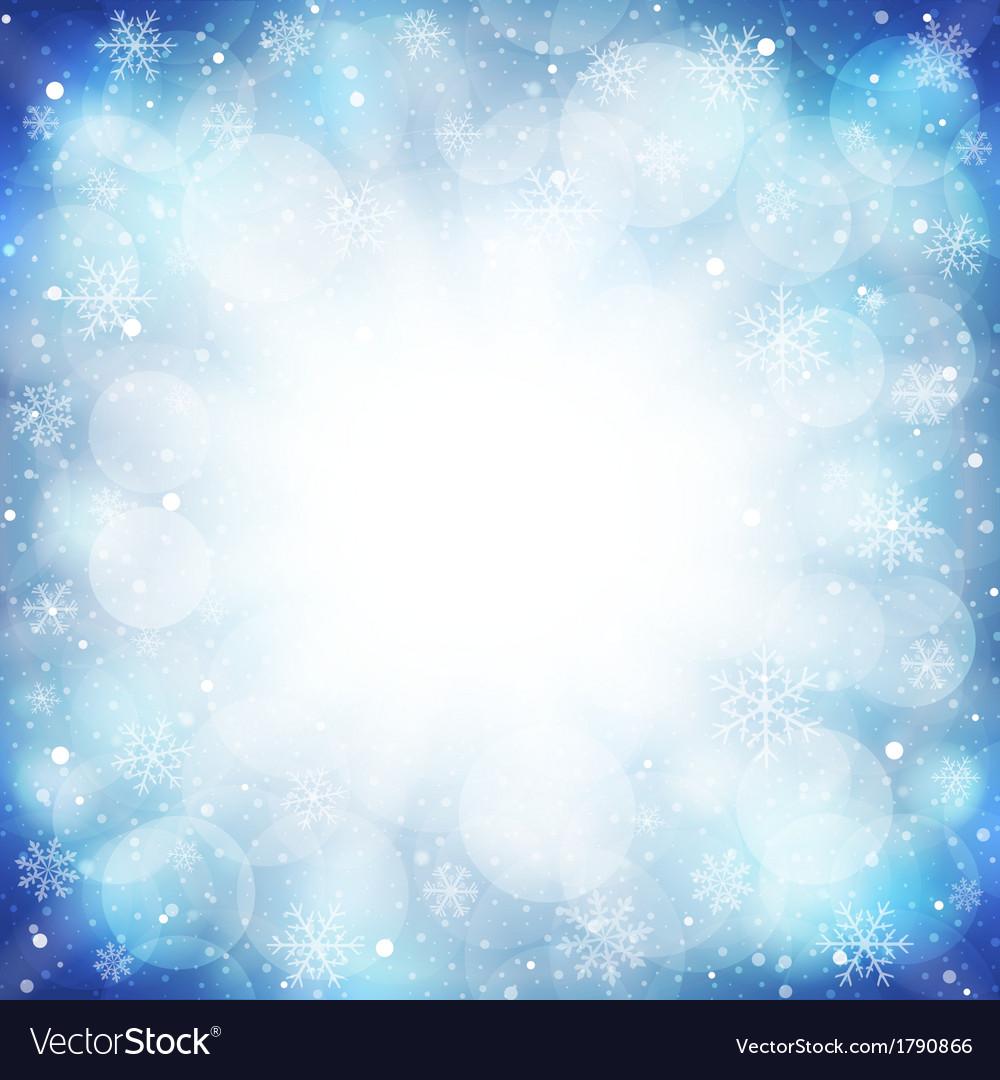 Frozen background vector | Price: 1 Credit (USD $1)