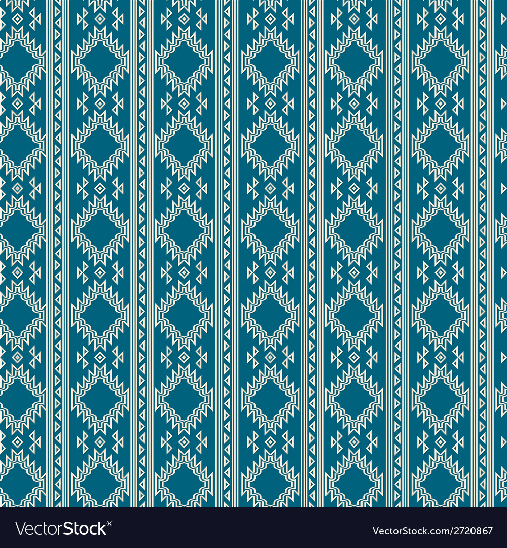 A vintage seamless pattern vector | Price: 1 Credit (USD $1)